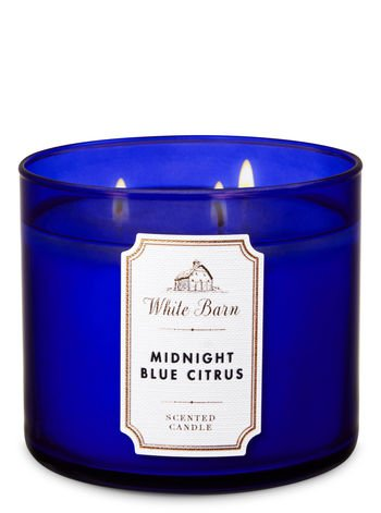bbw 3-wick midnight blue citrus