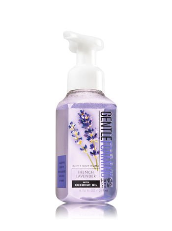 bbw french lavender foam