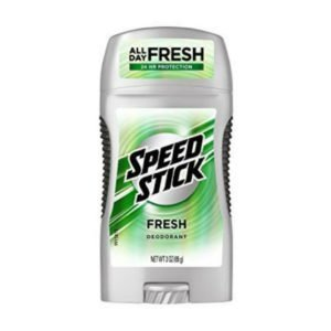 speed stick fresh