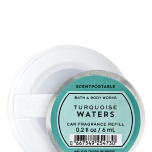 bbw auto turquoise waters