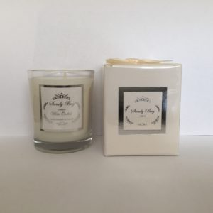 Sandy Bay London White Orchid mini