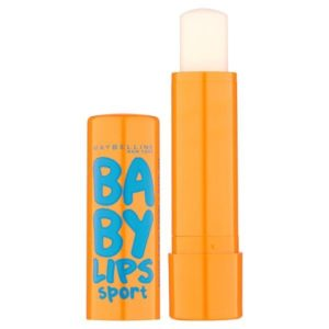 Maybelline Baby Lips seas the blue