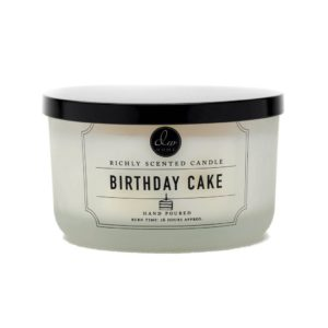 DW Home Birthday Cake 3wick