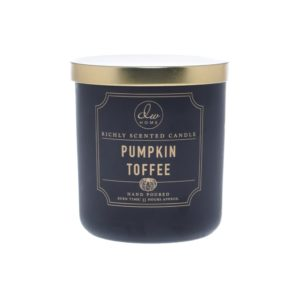 DW Home Pumpkin Toffee 1wick