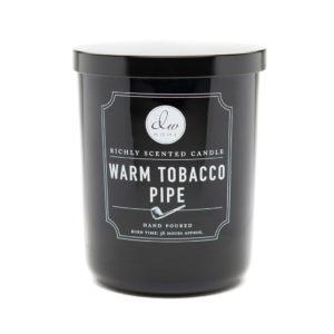 DW Home Warm Tobacco Pipe 2wick