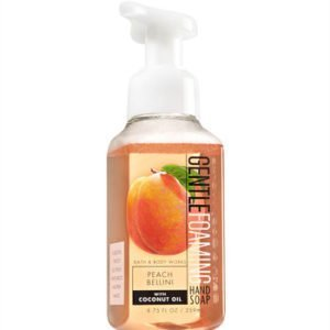 bbw peach bellini foam