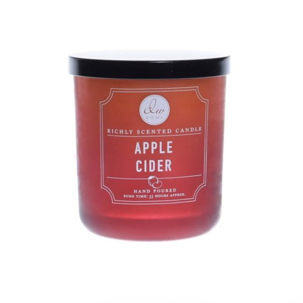 DW Home Apple Cider 1wick