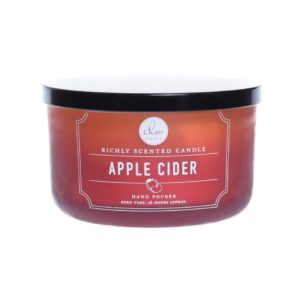 DW Home Apple Cider 3wick