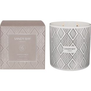 Sandy Bay London White Forest 4-wick