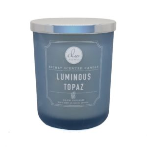 DW Home Luminous Topaz 2wick