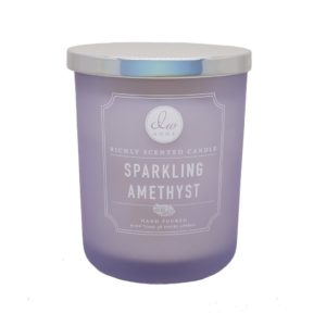 DW Home Sparkling Amethyst 2wick