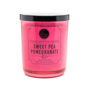DW Home Sweet Pea Pomegranate 2wick