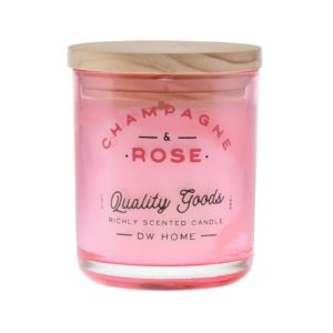 DW Home Champagne Rose 1wick