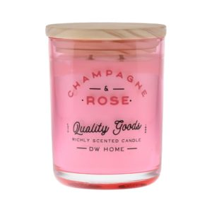 DW Home Champagne Rose 2wick