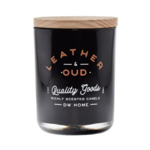 DW Home Leather Oud 2wick