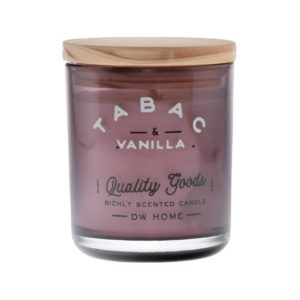 DW Home Tabac Vanilla 1wick