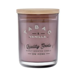 DW Home Tabac Vanilla 2wick