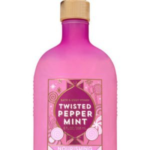 bbw soap twisted peppermint